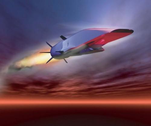 Boeing X-51A Waverider