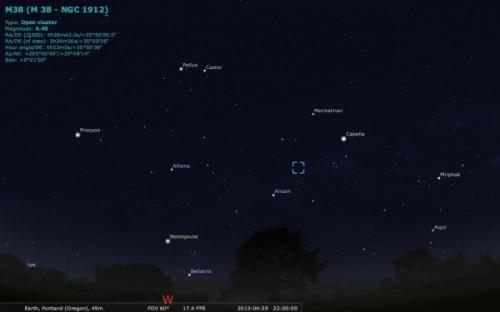 M38 3 locatie