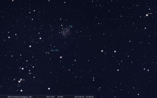 M38 5 locatie