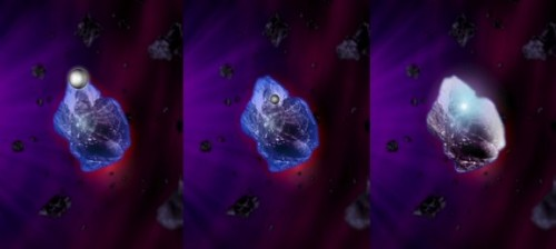 Origin of interstellar water