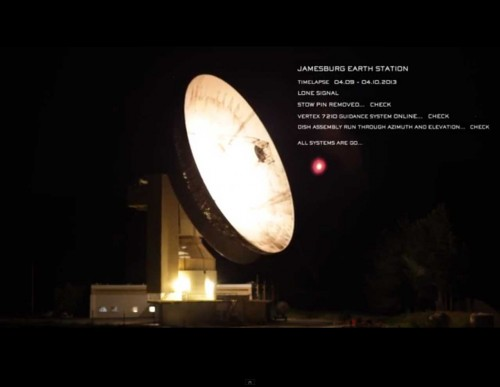 Jamesburg Earth Station