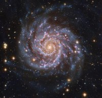 Spiraalstelsels zoals de Melkweg zijn groter dan men eerst dacht