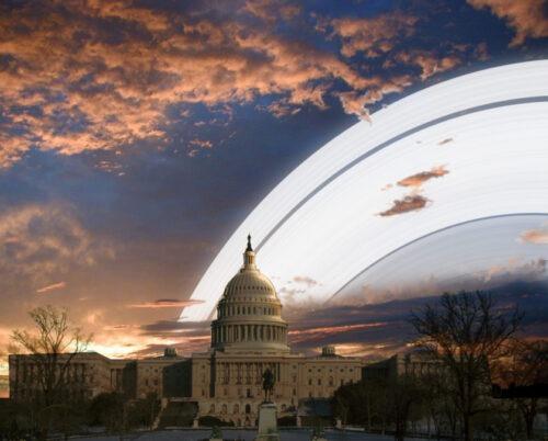 Washington DC © Ron Miller