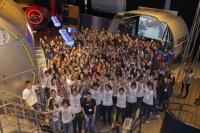 De Europese Spheres finalisten van vorig jaar