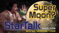 Begin niet met Neil deGrasse Tyson over de supermaan