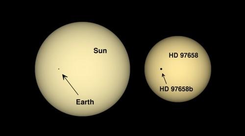 HD 97658b