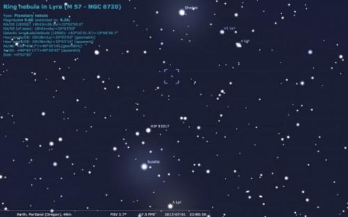 M57 4 locatie