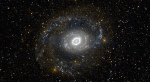 M94 GALEX
