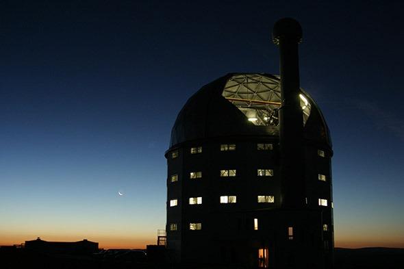 SALT, de grootste optische telescoop van het zuidelijk halfrond