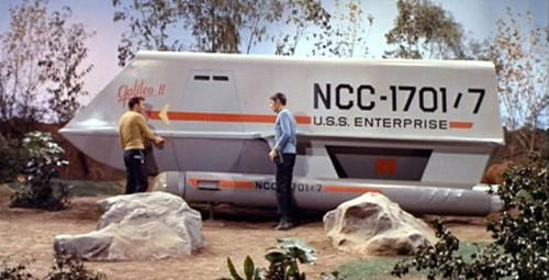 Star Trek Galileo