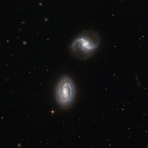 galactic twins MKR 1034
