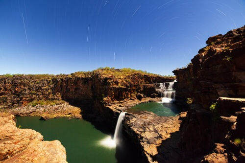 Mitchell falls, credit: Mike Salway