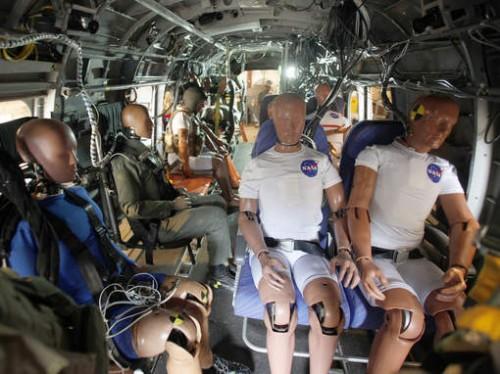 crash test NASA