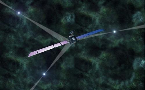 pulsar navigation