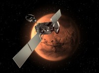 ExoMars missie deel 1 vanochtend gelanceerd