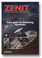 De voorkant van het oktobernummer van Zenit