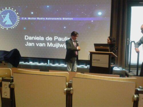 Jan van Muijlwijk en Daniela de Paulis