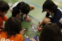 Missiepatches als puzzles