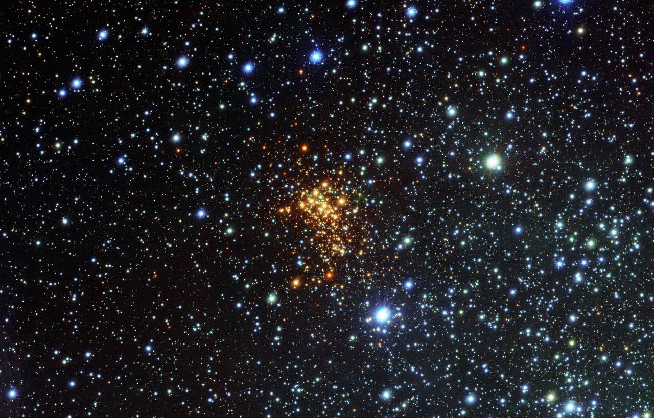Grootste ster in de Melkweg kan ieder moment ontploffen