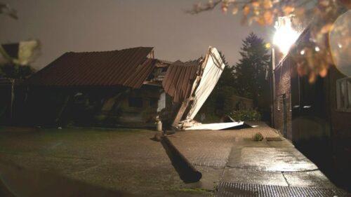 schade tornado