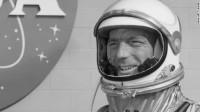 Scott Carpenter (1925-2013) als Mercury astronaut