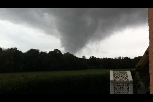 tornado baillleul