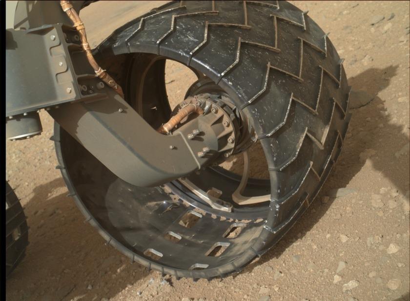 mars rover wheels design - photo #22