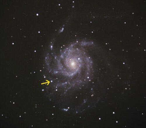 M`101 10 SN