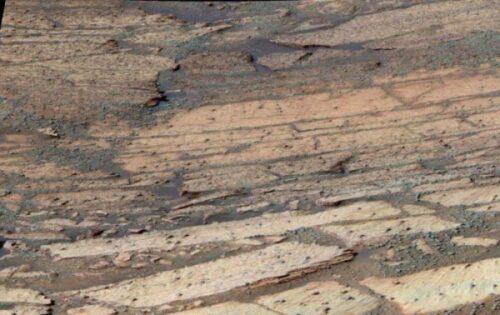Mars Verhaal 05 hematite Opportunity