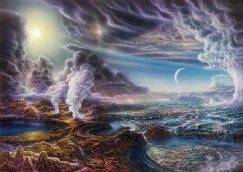 Mars Verhaal 07 early earth