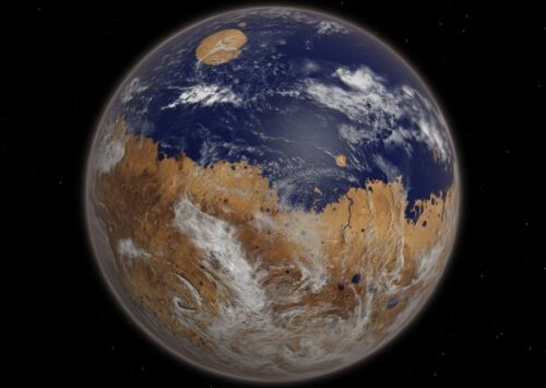 Mars Verhaal 08 early mars