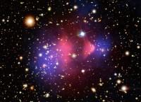 Donkere materie, we weten dat het er is, we kunnen het alleen niet zien.