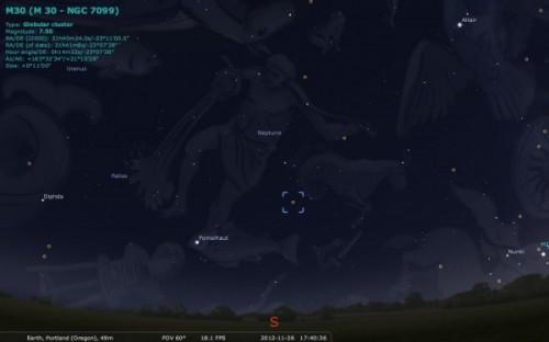 M30 3 locatie