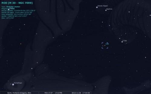 M30 4 locatie