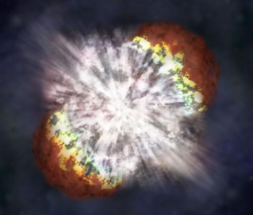 collosal supernova