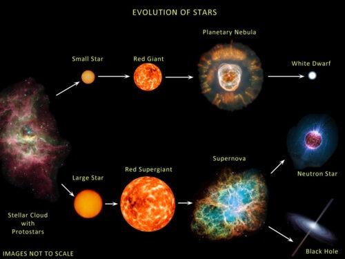 stellar evolution 3