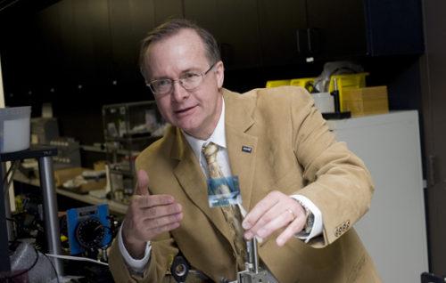 Dr. Grover Swartzlander
