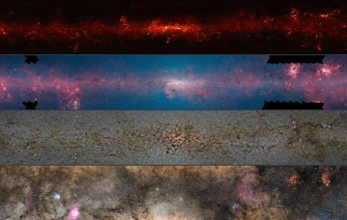 ATLASGAL-survey van de Melkweg voltooid
