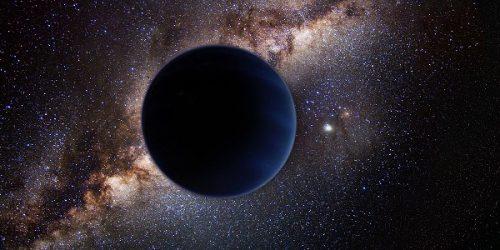 Een impressie van Planeet Negen