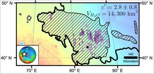 subsurface-waterice-deposit-utopia-planitia