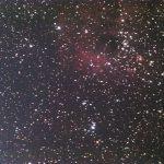 NGC 1893 & IC 410….barbaars maar wel mooi!!