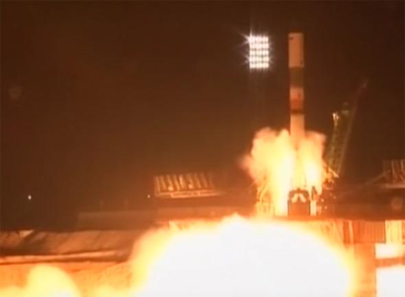 Russisch ISS-vrachtschip Progress kort na lancering ontploft