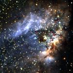 Geen hechte partner voor jonge, zware sterren in de Omeganevel