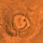 Mars is veel langer vulkanisch actief geweest dan gedacht
