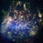 Ook open sterrenhopen kunnen meerdere generaties van sterren bevatten