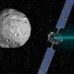 Tijdelijke dampkring van Ceres houd verband met de zonne-activiteit