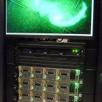 Botsing tussen Melkweg en Andromedastelsel onderzocht met Nederlands kleinste supercomputer