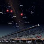 De SKA Pathfinder telescoop heeft drie nieuwe Fast Radio Bursts ontdekt