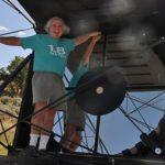 Dit schijnt de grootste amateur-telescoop ter wereld te zijn