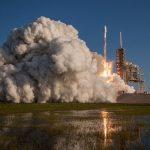 Jawel, voor het eerst heeft SpaceX een refurbished raket gelanceerd